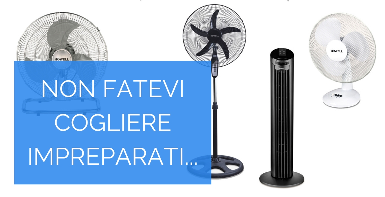 Offerte di ventilatori